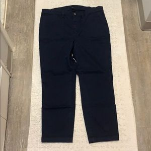 J. Crew Vintage Straight Cargo Pant